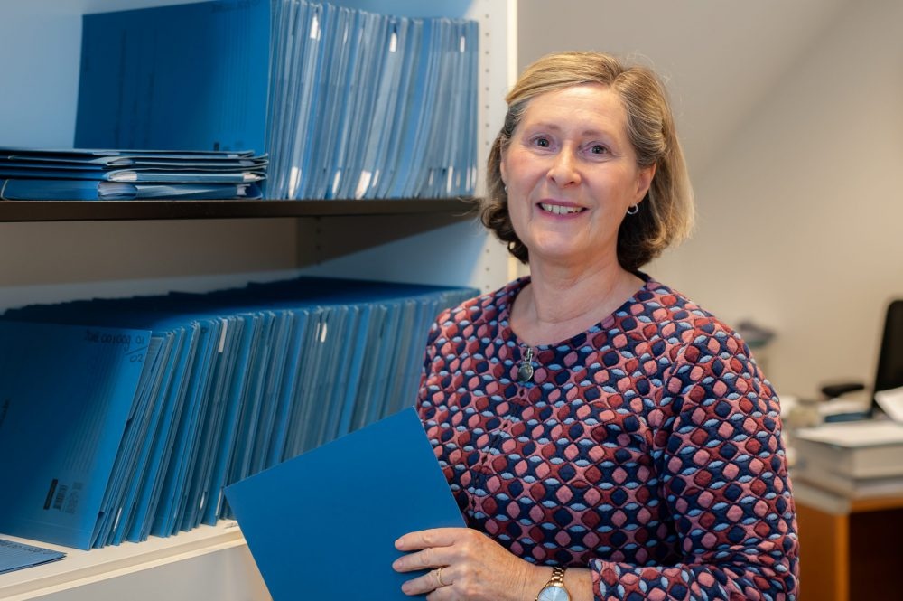 Yvonne van Oeffelen